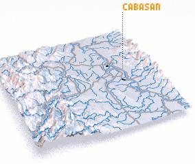 3d view of Cabasan