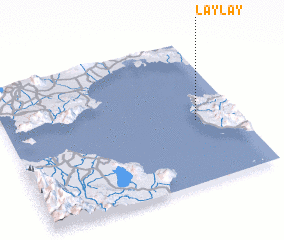 3d view of Laylay