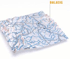 3d view of Balasig
