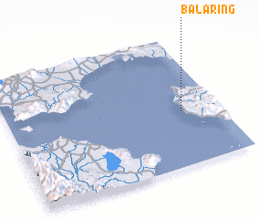 3d view of Balaring