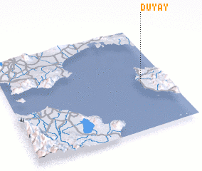 3d view of Duyay