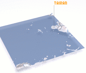 3d view of Tairan