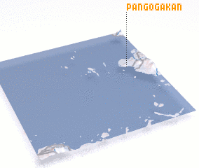 3d view of Pangogakan
