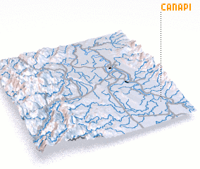 3d view of Canapi