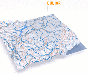 3d view of Culior