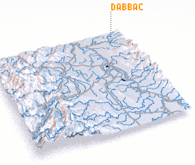 3d view of Dabbac