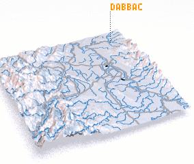 3d view of Dabbac