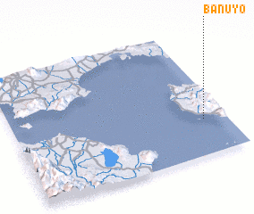 3d view of Banuyo