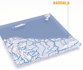 3d view of Bandala