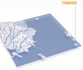 3d view of Tinapan