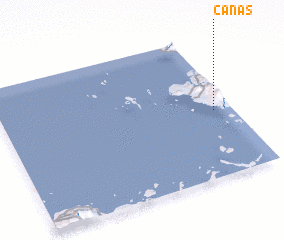 3d view of Canas