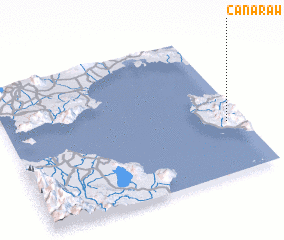 3d view of Canaraw