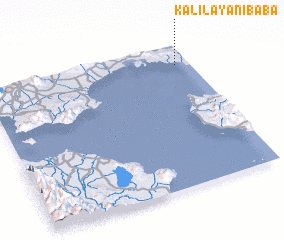 3d view of Kalilayan Ibaba