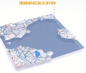 3d view of Ibabang Calilayan