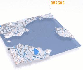 3d view of Burgos
