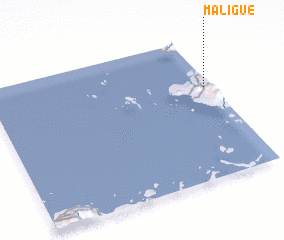 3d view of Maligue