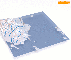 3d view of Anahao
