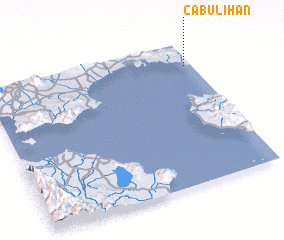 3d view of Cabulihan