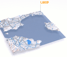 3d view of Lakip