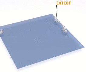 3d view of Cotcot