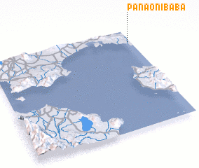3d view of Panaon-Ibaba