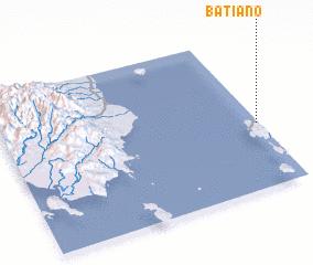 3d view of Batiano