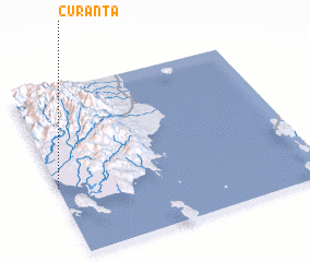 3d view of Curanta