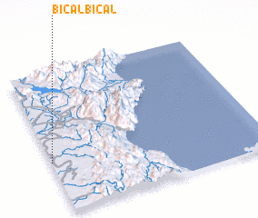 3d view of Bicalbical