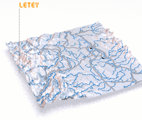 3d view of Let-ey