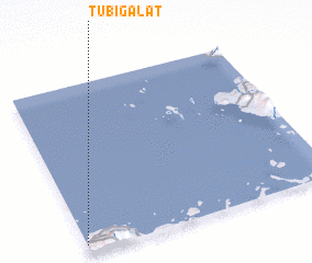 3d view of Tubig Alat