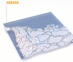 3d view of Habana
