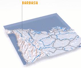 3d view of Barbasa
