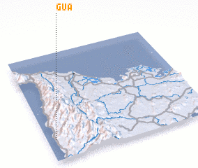 3d view of Gua