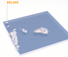3d view of Balogo