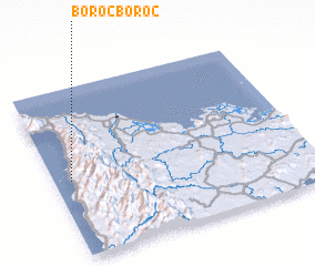 3d view of Borocboroc