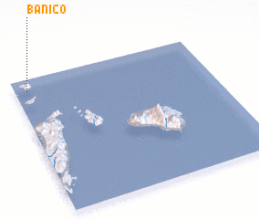 3d view of Banico