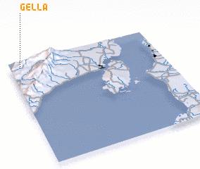 3d view of Gella