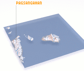 3d view of Pagsangahan