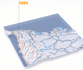 3d view of Naba