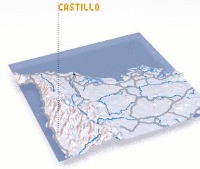 3d view of Castillo