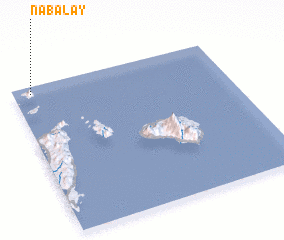 3d view of Nabalay