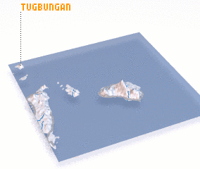 3d view of Tugbungan