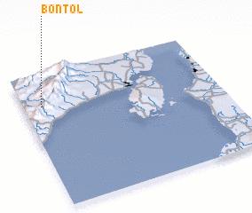 3d view of Bontol