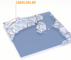 3d view of Cadoldolan