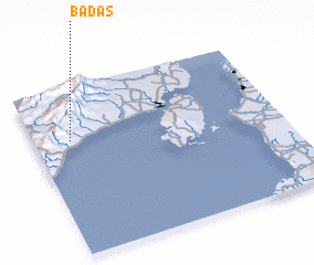 3d view of Bad-as