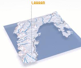 3d view of Lawaan