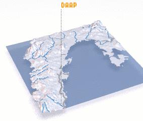 3d view of Daap