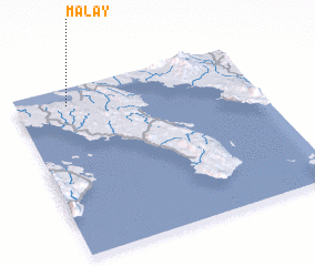 3d view of Mal-ay