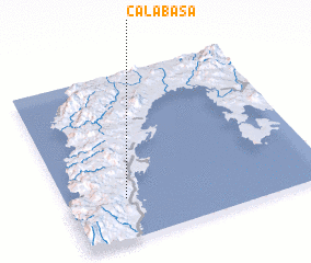 3d view of Calabasa