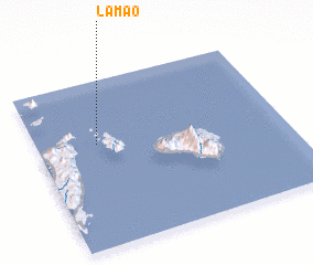 3d view of Lamao